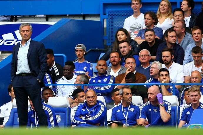 José Mourinho Chelsea (Foto: Getty Images)