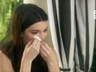 Kendall Jenner chora ao falar do pai: 'Não poderia pedir um melhor'