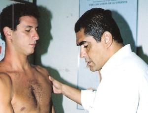 chicão fisioterapeuta robertinho (Foto: Arquivo Pessoal)