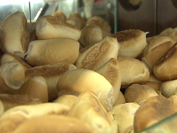 Preço do pão sofre alteração no preço em São José dos Campos (Foto: Reprodução/TV Vanguarda)