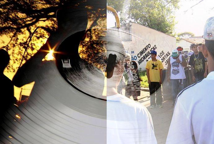 Projeto estimula jovens a conhecerem a cultura de rua  (Foto: Reprodução / TV TEM)