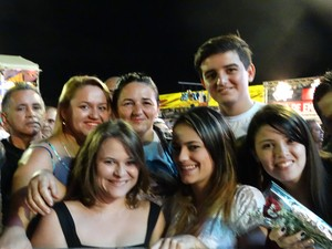 Fãs de zezé di camargo e luciano (Foto: André Hilton / TV Asa Branca)