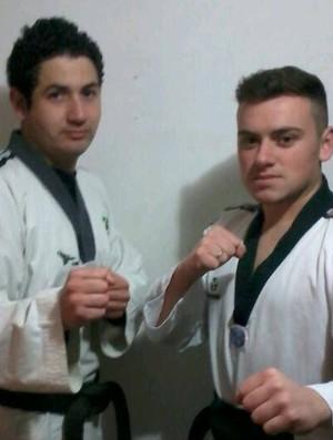 taekwondo mogi (Foto: Divulgação)