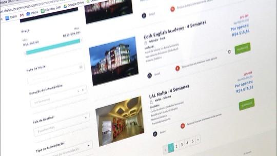 Agência de intercâmbio 100% online atinge clientes em várias regiões