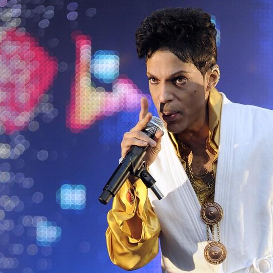 Cantor Prince (Foto: AFP)