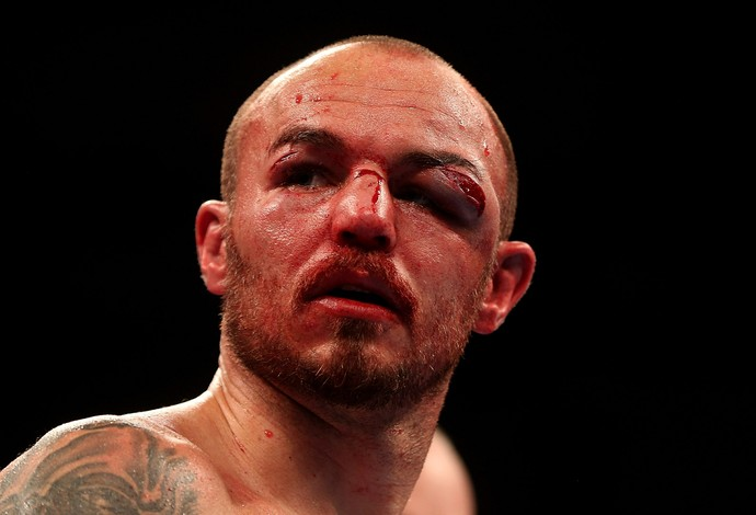 Kevin Mitchell, boxe (Foto: AFP)