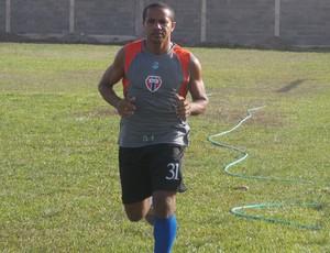 Robson Belfort voltou ao Maranhão para jogar Série D em 2013 (Foto: Bruno Alves/Globoesporte.com)
