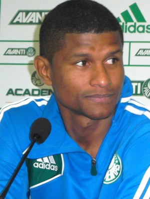 Marcio Araujo Palmeiras (Foto: Maria Clara)
