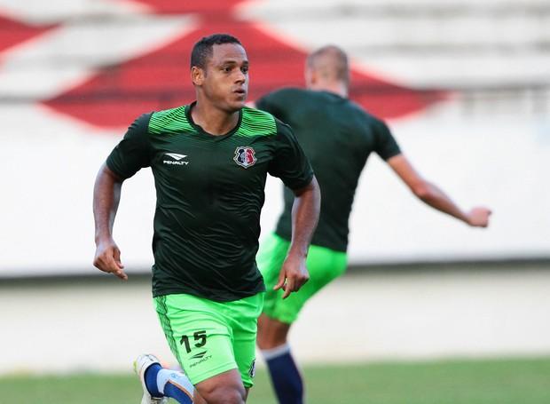 Santa Cruz duela com Flamengo neste domingo (09)  (Foto: (Foto: Marlon Costa/ Pernambuco Press))
