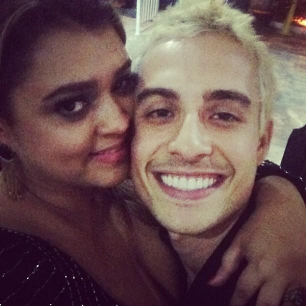 Preta Gil e Thiago Tenório (Foto: Instagram / Reprodução)