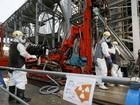 Fukushima confia em 'muro de gelo' como solução final para vazamentos