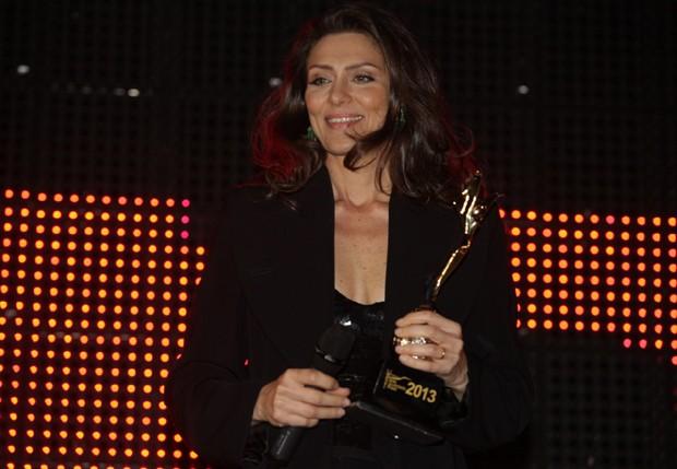 Maria Fernanda Cândido (Foto: Leo Franco/AgNews)