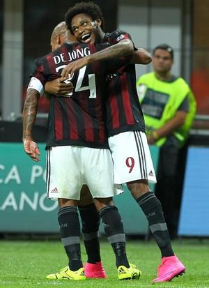 Luiz Adriano Milan Peruggia (Foto: Getty Images)