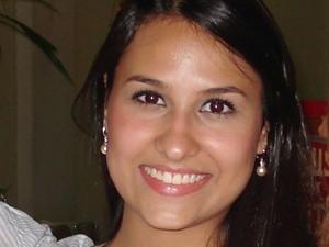 Gabriela Coelho não teve o semestre prejudicado pela greve, mas ela reclama do fechamento da biblioteca (Foto: Arquivo pessoal) (Foto: Arquivo pessoal)