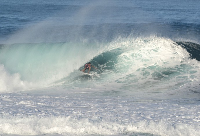 Reef surfe Pipeline Masters (Foto: Pedro Gomes Photography)