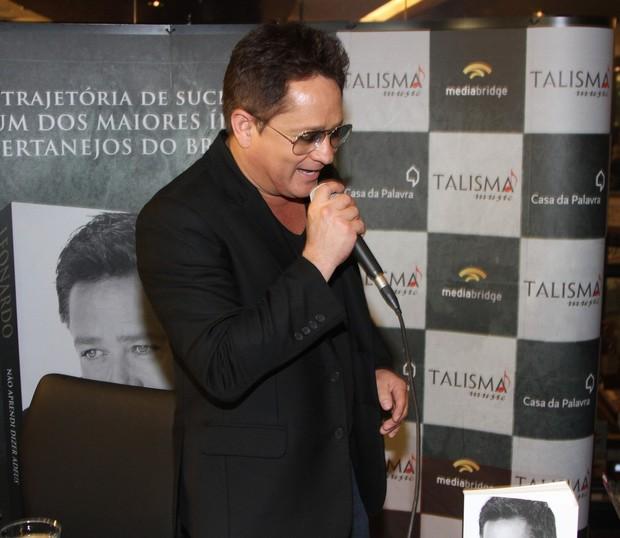 Leonardo (Foto: Thiago Duran / AgNews)
