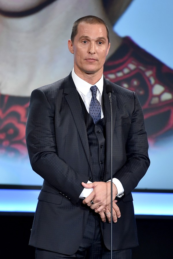 O ator Matthew McConaughey (Foto: Getty Images)