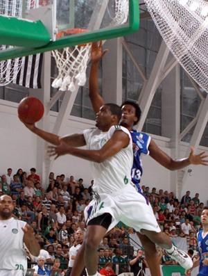 NBB Palmeiras x Suzano (Foto: Divulgação / NBB)