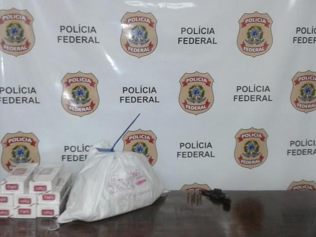 Operação Pêndulo foi deflagrada nesta quinta-feira (10), em Três Lagoas (Foto: Divulgação/ Polícia Federal de MS)
