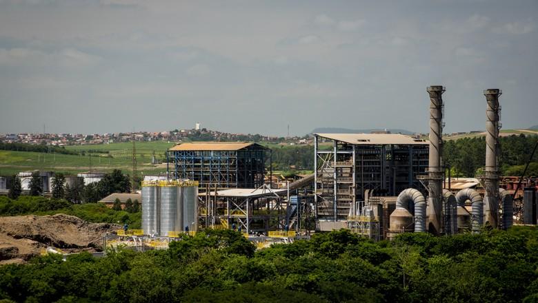 usina_cana_etanol_raizen_piracicaba_segunda_geracao (Foto: Divulgação / Raízen)
