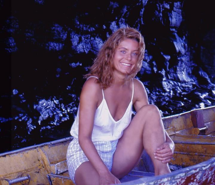 Na trama de Riacho Doce, Vera Fischer viveu uma linda história de amor (Foto: Cedoc / TV Globo)