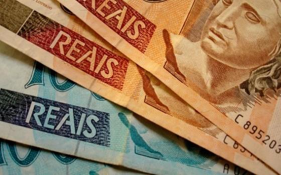 Dinheiro, notas (Foto: Reprodução)