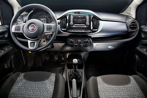 Fiat Uno (Foto: Fabio Aro/Autoesporte)