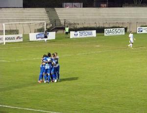 São Bento x São José Copa Paulista (Foto: Rafaela Gonçalves/Globoesporte.com)