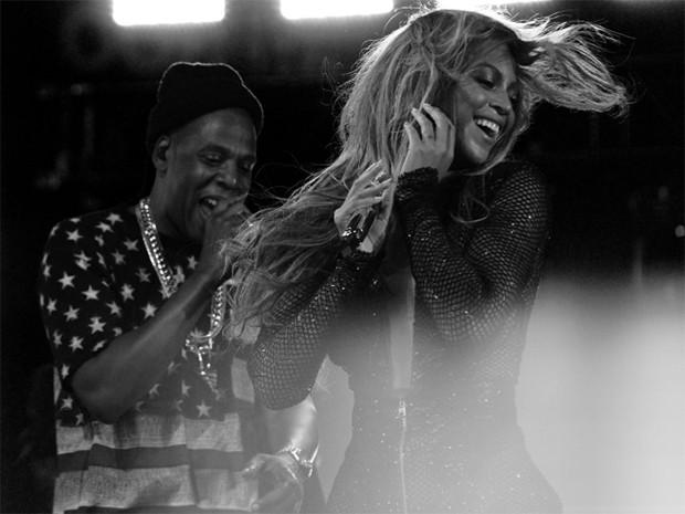 Beyoncé e Jay-Z estão casados desde 2008 e têm uma filha  (Foto: Divulgação)