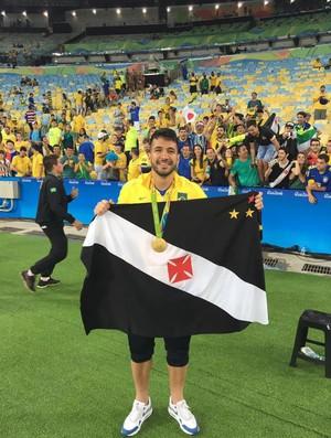 Luan Seleção Vasco (Foto: Reprodução)