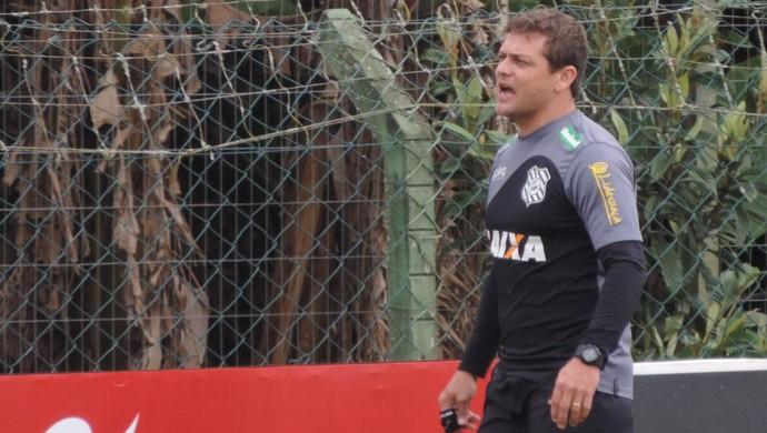 Marcos Seixas Figueirense (Foto: Diego Madruga)