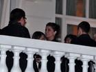 Giovanna Antonelli e mais famosos vão ao aniversário de Claudia Jimenez