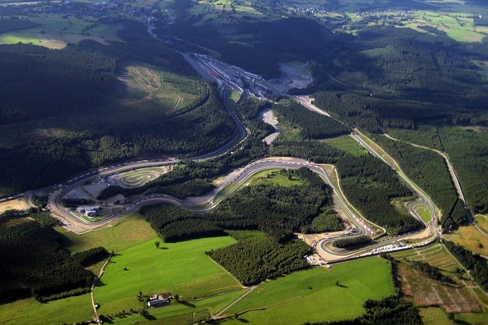 Spa - aérea (Foto: F1Fanatic)