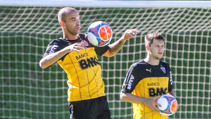 Diego Tardelli, atacante do Atlético-MG (Foto: Bruno Cantini/CAM)