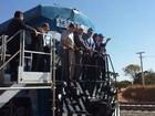 Primeiro trecho goiano da Ferrovia Norte-Sul é inaugurado em Anápolis