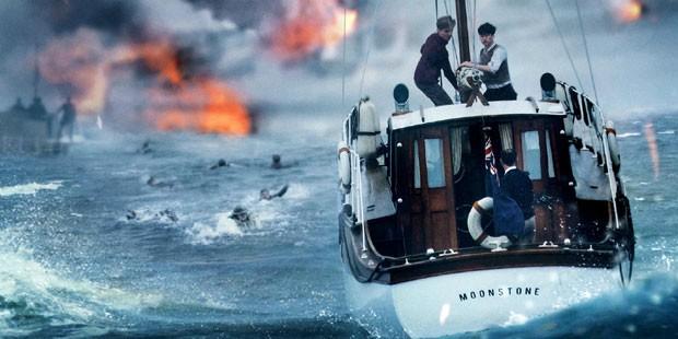 Cena de 'Dunkirk' (Foto: Divulgação)