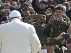 Papa diz que narcotráfico no México é responsabilidade de todos