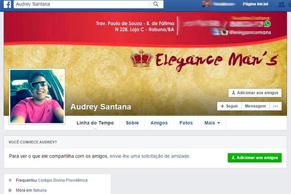 Jovem de 22 anos morre em acidente em Itabuna, na Bahia (Foto: Reprodução/Facebook)