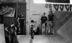 Fadinha skatista é campeã da Taça Santa Catarina de Skate Street Mirim