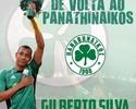 Gilberto Silva é contratado como diretor de futebol do Panathinaikos