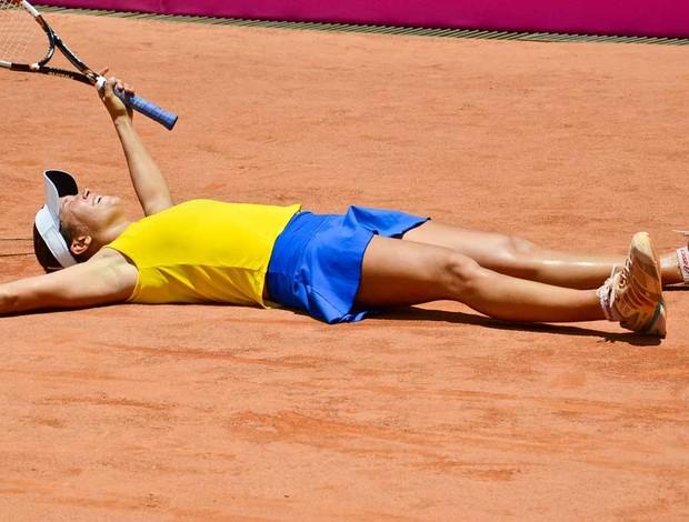 Vivian Segnini Fed Cup tênis (Foto: Marcelo Ruschel/POA Press)