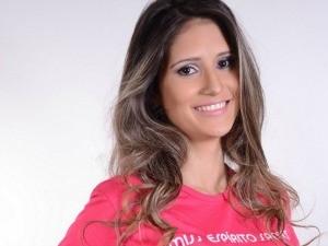 Brenda Jennifer, finalista do Miss ES 2014 (Foto: Wanderson Lopes/Divulgação)