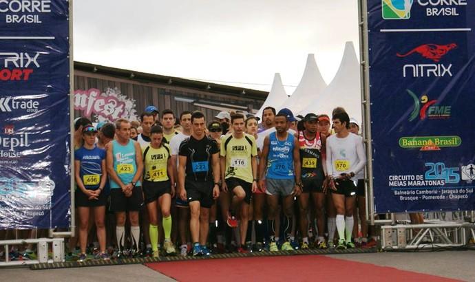 Meia Maratona Caixa (Foto: Lucio Rila/ Corre Brasil)