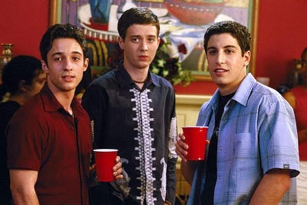 Os protagonistas de American Pie (1999) (Foto: Reprodução)