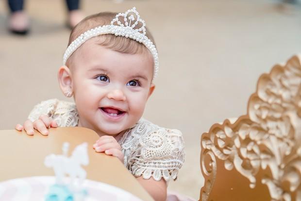 Aniversário de Vicky, filha de Bella Falconi (Foto: Camille Toledo / Divulgação)