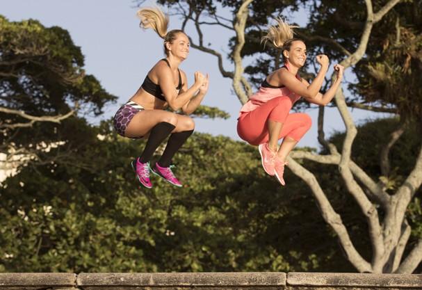 Exercício 2 (Foto: Revista Glamour)