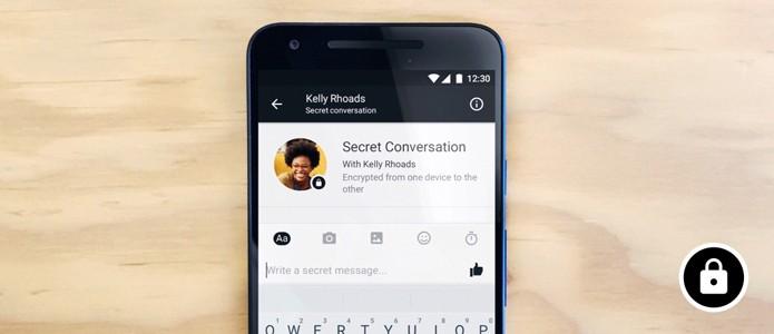 Messenger terá conversas que se autodestroem semelhantes ao Snapchat (Foto: Reprodução/Facebook)