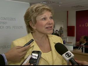 Marta Suplicy (Foto: Globo)