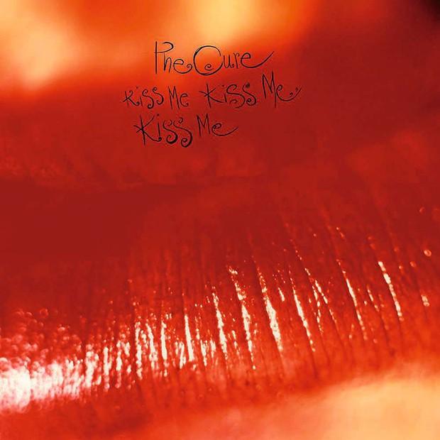 Kiss Me, Kiss Me, Kiss Me – The Cure (Foto: Divulgação)