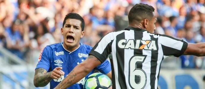 Cruzeiro x Botafogo (Foto: Agência Estado)